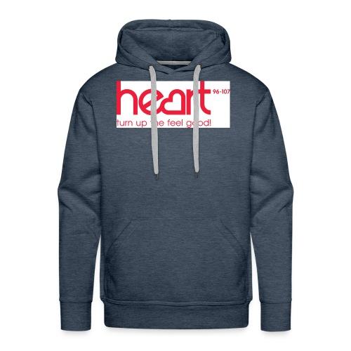 hearts - Men's Premium Hoodie