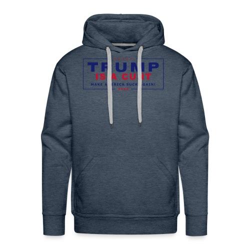 Not Trump 2020 - Men's Premium Hoodie