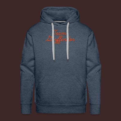 Team Gryffindor - Men's Premium Hoodie