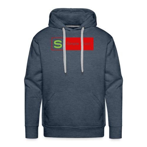 Simpletrust - Men's Premium Hoodie