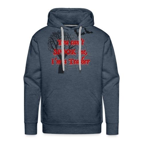 Spooky Teacher - Men's Premium Hoodie