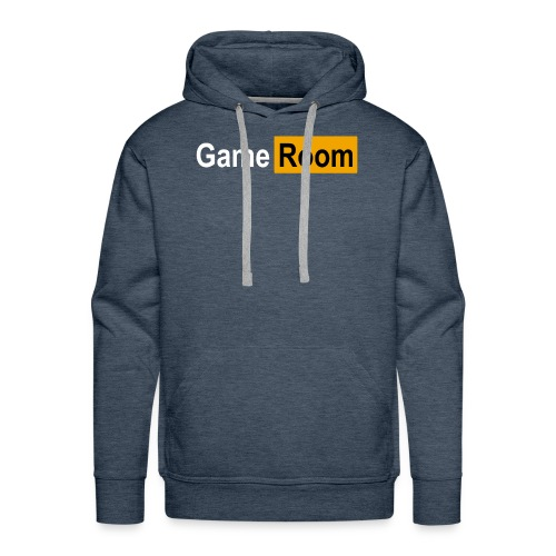Game_Hub - Men's Premium Hoodie