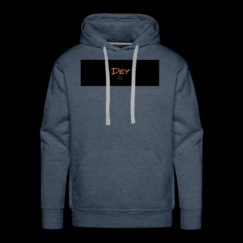 2018 - Men's Premium Hoodie