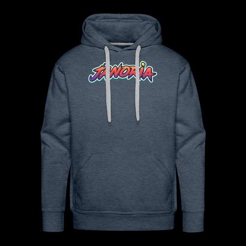 Janoria's Name - Men's Premium Hoodie