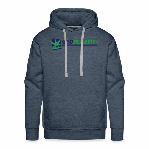 420 Blaze It - Men's Premium Hoodie
