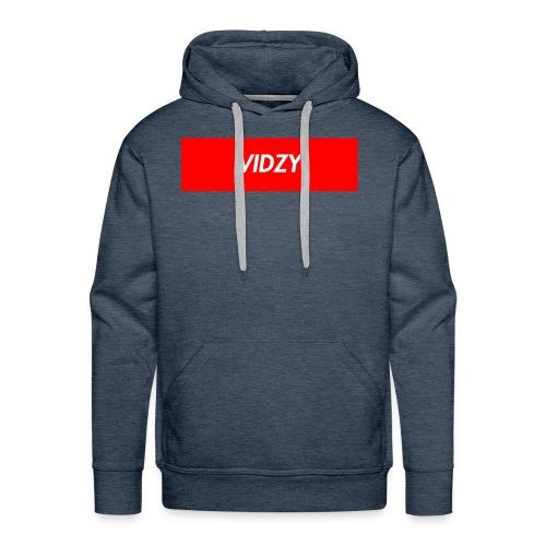 Vidzy - Men's Premium Hoodie