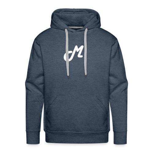 Miles - Design - Men's Premium Hoodie