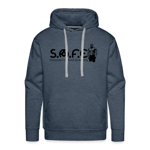 S.A.F.E (Sherdded Brand) - Men's Premium Hoodie