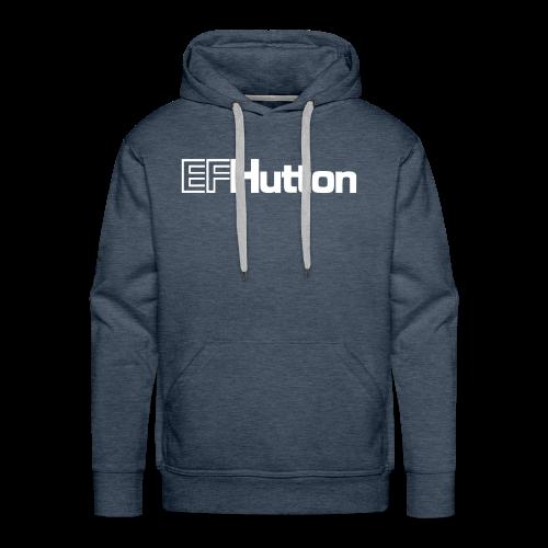 EF Hutton - Men's Premium Hoodie