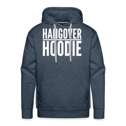Hangover Hoodie hooded sweateshirt - Men's Premium Hoodie