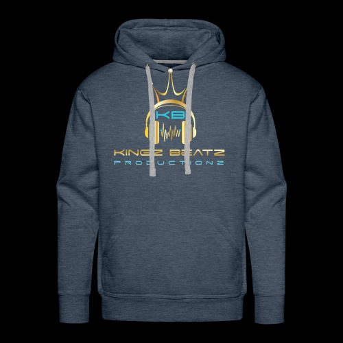 Official Kingz Beatz Productionz LLC Logo - Men's Premium Hoodie
