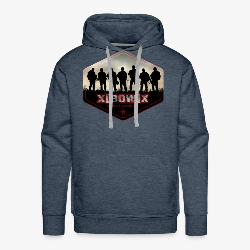 Second Line BoW - Men's Premium Hoodie