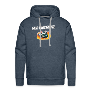 IS YOUR MIXTAPE FIRE? - Men's Premium Hoodie