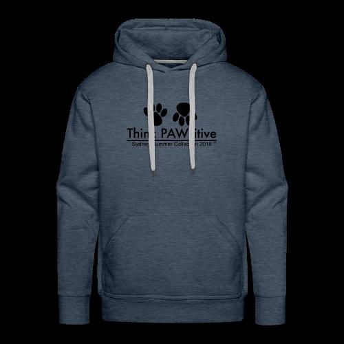 PAWsitive - Men's Premium Hoodie