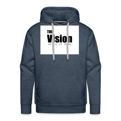 the_vision - Men's Premium Hoodie