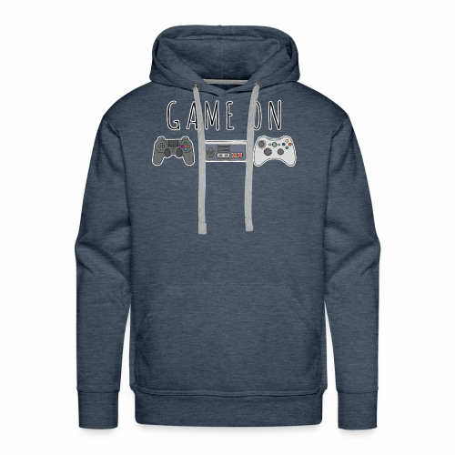 Game On - Men's Premium Hoodie