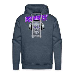 DOOMBOTS (The Celestial Beings Audio Comic Book) - Men's Premium Hoodie