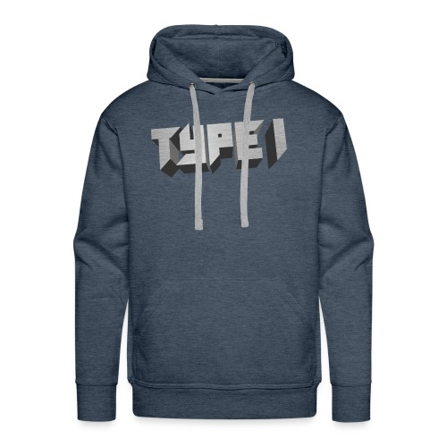 TYPE 1 - Men's Premium Hoodie