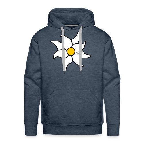 Moorland Flower - Men's Premium Hoodie