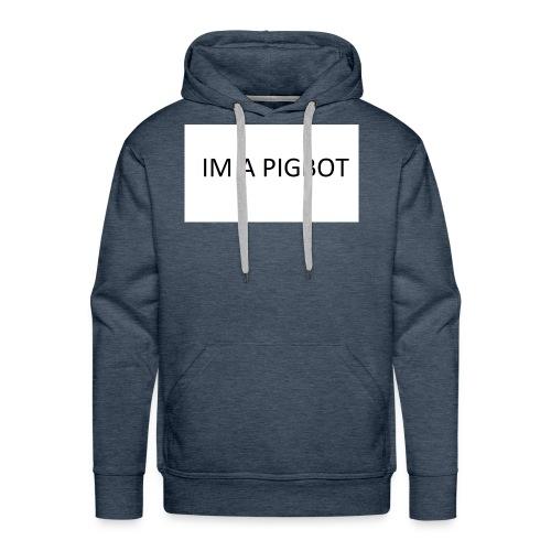 OFFICAL PIGBOT MERCH - Men's Premium Hoodie