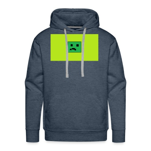 Creeper Head YT fan merch - Men's Premium Hoodie