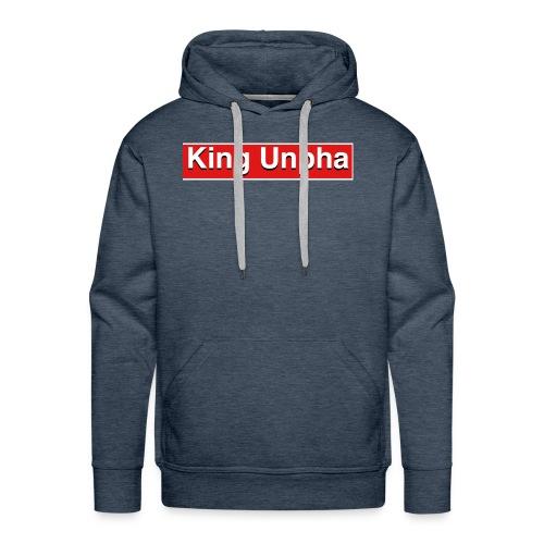 This is the king unpha merch - Men's Premium Hoodie