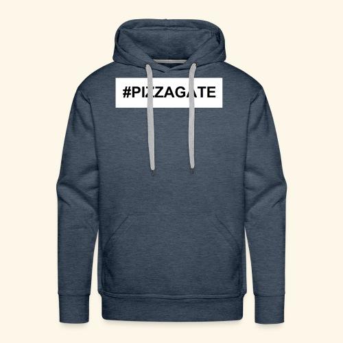 #PIZZAGATE CLASSIC BOX - Men's Premium Hoodie