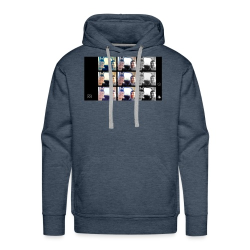 photo booming - Men's Premium Hoodie