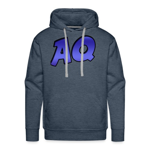 New Text AQ Merchandise! - Men's Premium Hoodie