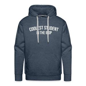 COOLEST STUDENT IN THE IBDP - Men's Premium Hoodie