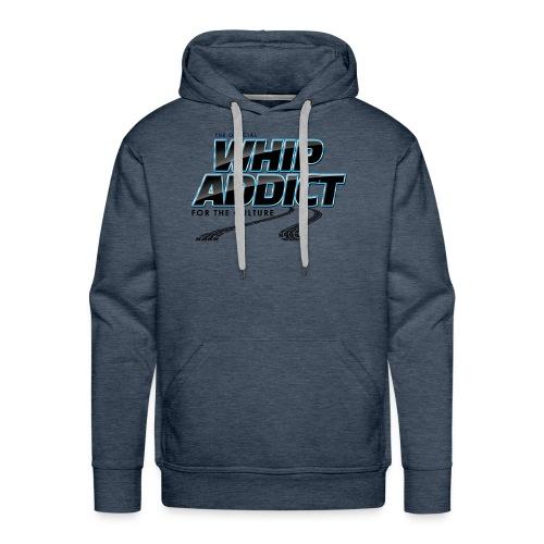 WhipAddict Black - Men's Premium Hoodie