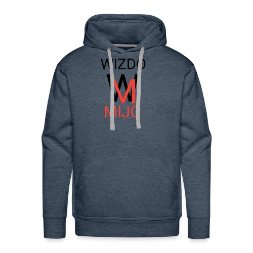 Wizdomijo mearch for YouTube - Men's Premium Hoodie