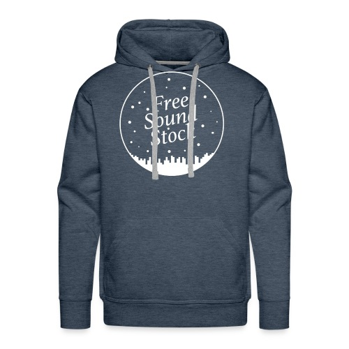 Free Sound Stock - Men's Premium Hoodie