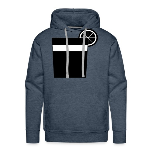 Whiskey Old Fashioned - Men's Premium Hoodie