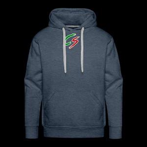 CS Gang Italian - Men's Premium Hoodie