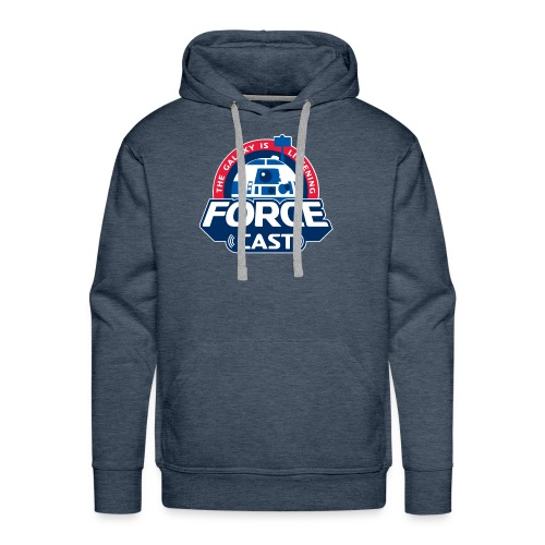 FORCE CAST LOGO - Men's Premium Hoodie