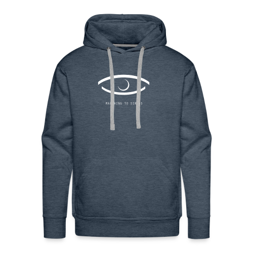 MARCHING TO SIRENS EYE - Men's Premium Hoodie