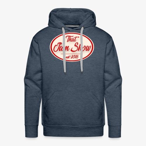 TJS _ at cost - Men's Premium Hoodie