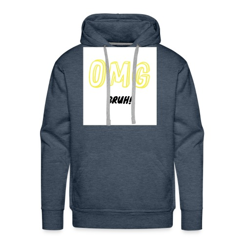 The Classic OMG - Men's Premium Hoodie