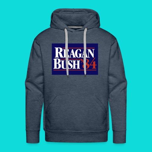 Reagan Bush - Men's Premium Hoodie