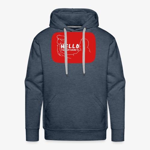 HELLO THE INTERNET! - Men's Premium Hoodie