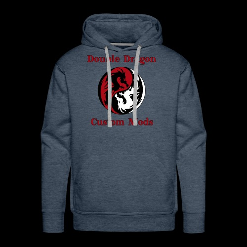 Double Dragon Custom Mods - Men's Premium Hoodie