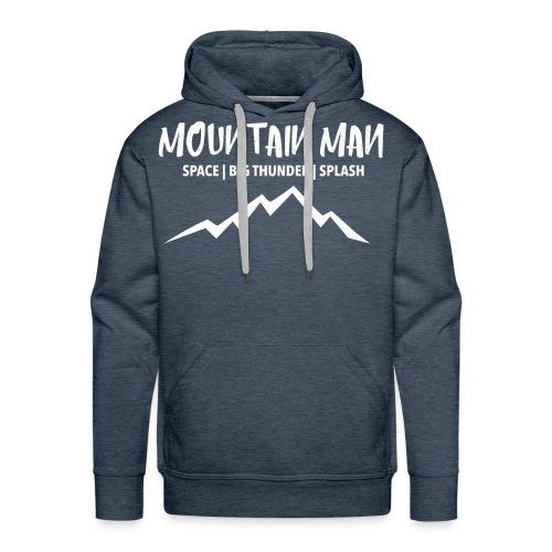 Mountain Man - Men's Premium Hoodie