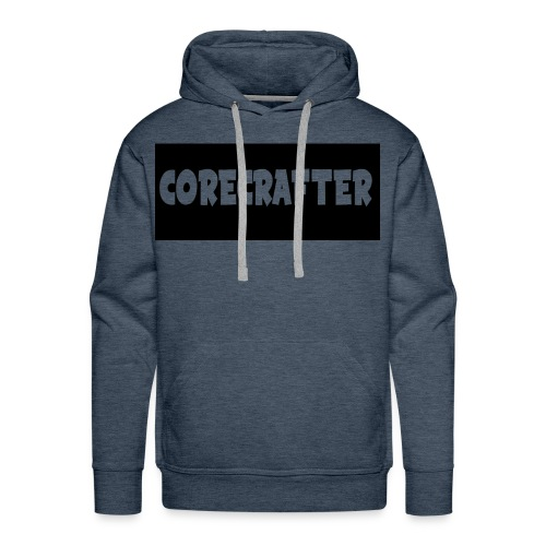 CoreCrafterLogo - Men's Premium Hoodie
