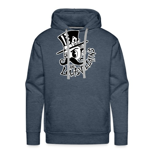 The LewisVILLAINS - Men's Premium Hoodie
