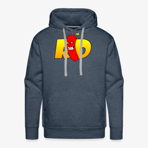 Rated Dabz Color Design - Men's Premium Hoodie