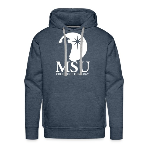 MorningStar College Theology - Men's Premium Hoodie