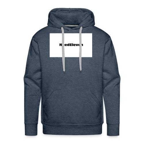 NeedEleven - Men's Premium Hoodie