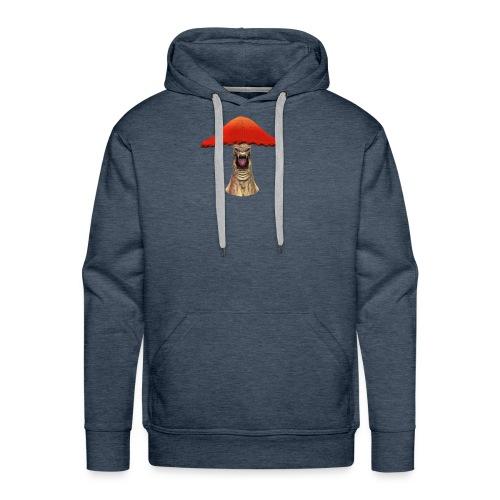 Flying Mushroom - Men's Premium Hoodie