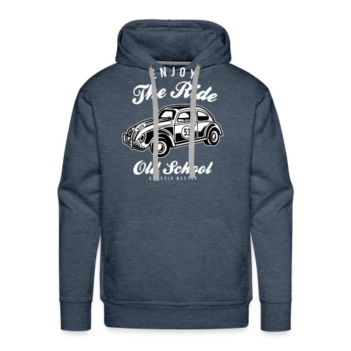 Enjoy The Ride - Men's Premium Hoodie